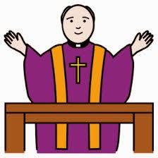 Chistes religiosos, cura, misa, sermón, mentira, mentirosos.