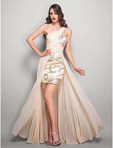 Vestidos de fiesta elegantes con lentejuelas