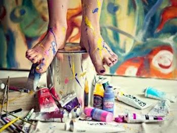 La vida es mas linda con color!