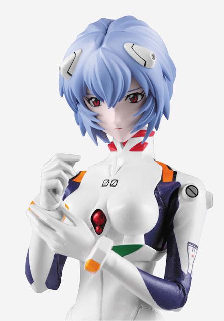 RAH Evangelion 2.0 Rei Ayanami