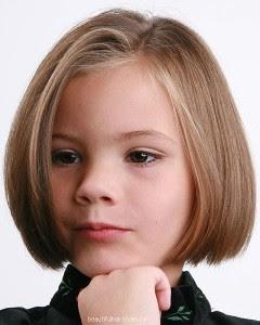 короткие стрижки для девочки 10 лет фото