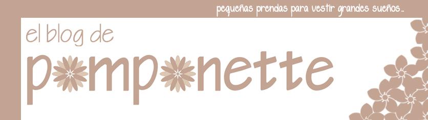 Pomponette Moda y Complementos Bebé