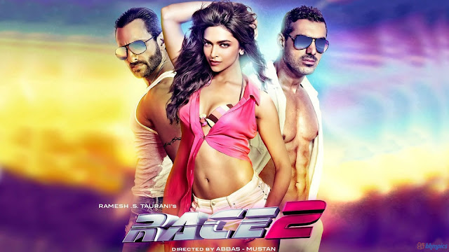 Race 2 Full Movie