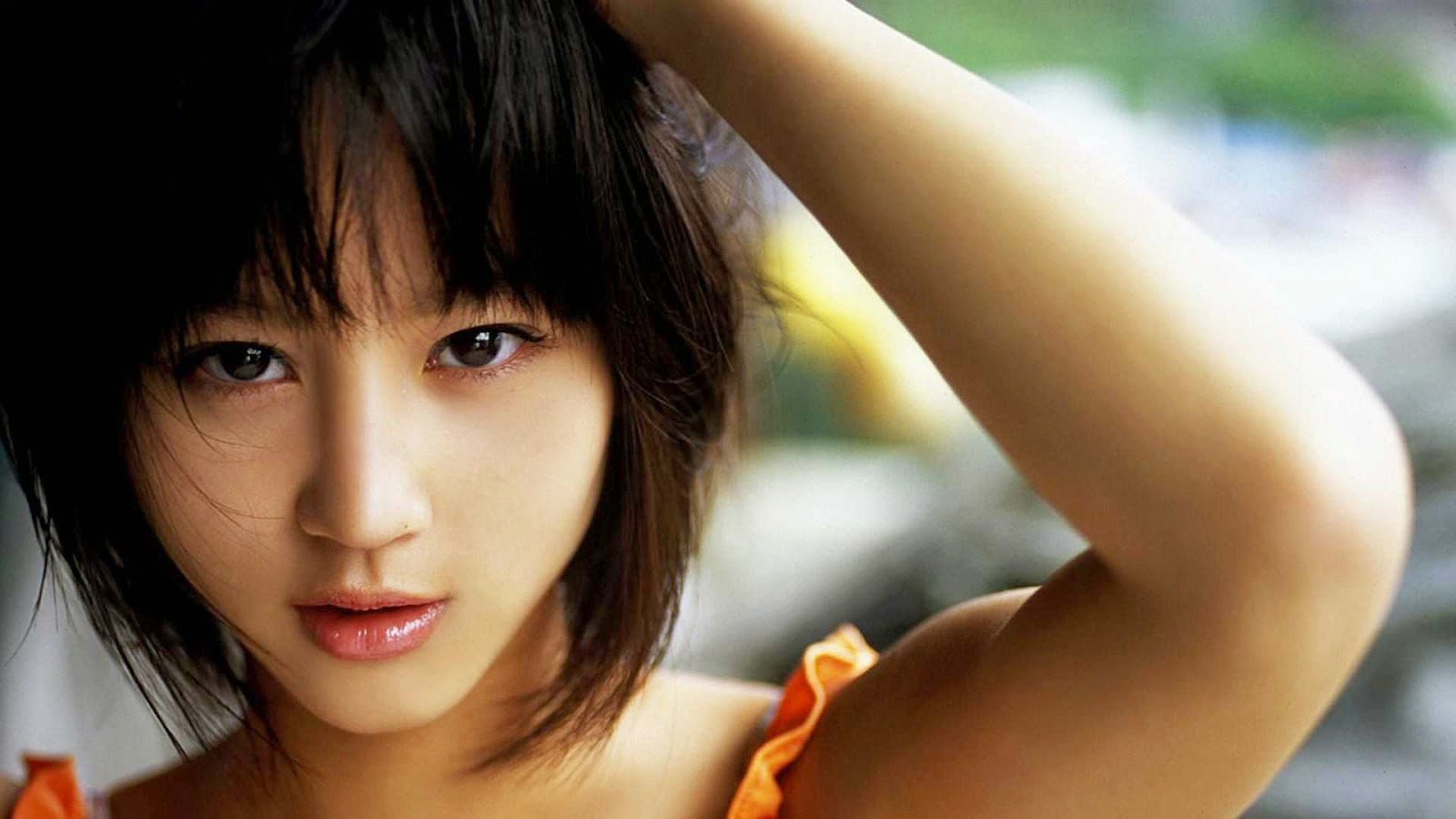 Beautiful & Cute Japanese Girls Wallpapers