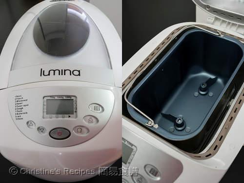 Lumina - Aldi 麵包機 Breadmaker02