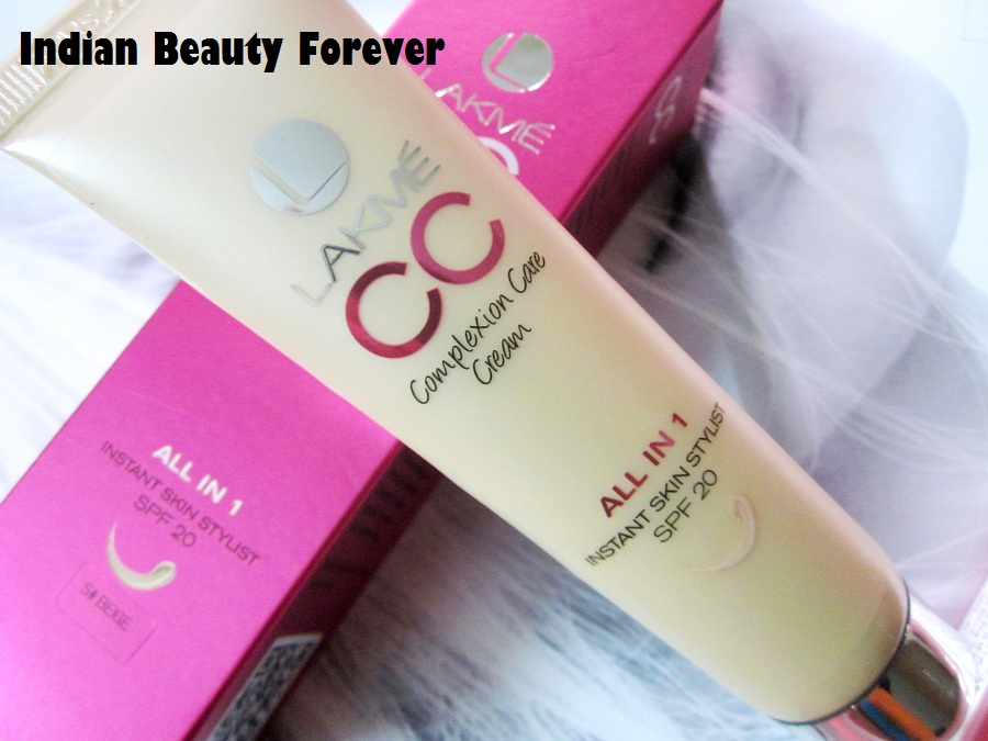 Lakme CC Complex Care cream Review