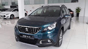 All New Peugeot 2008 Puretech