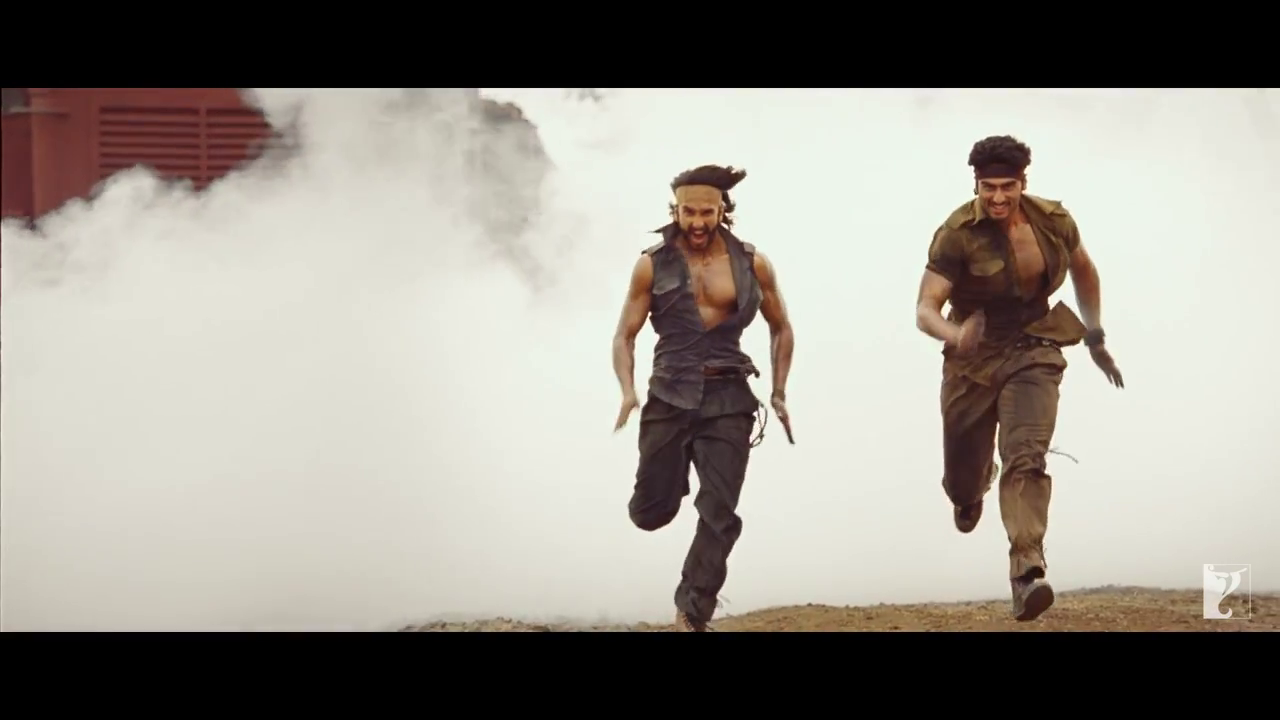 Jashn E Ishqa – GUNDAY (Ranveer Singh – Arjun Kapoor) Video 720p HD