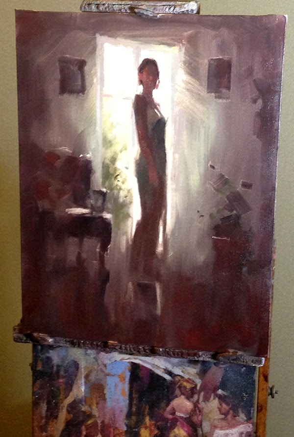 Anette power easel escapes day 8 hiding - Painting tool avis ...