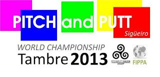 Tambre Pitch & Putt World Cup Championisin 2013