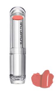shu uemura lipstick medium grapefruit pink