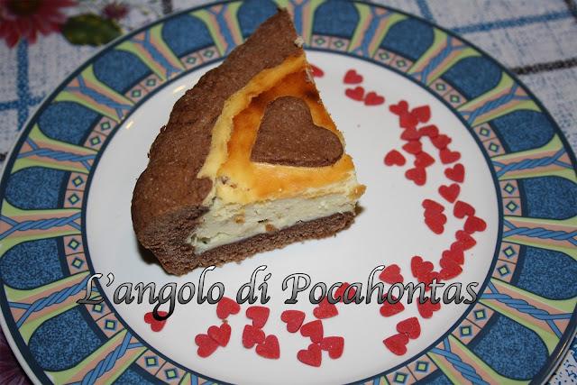 crostata romantica