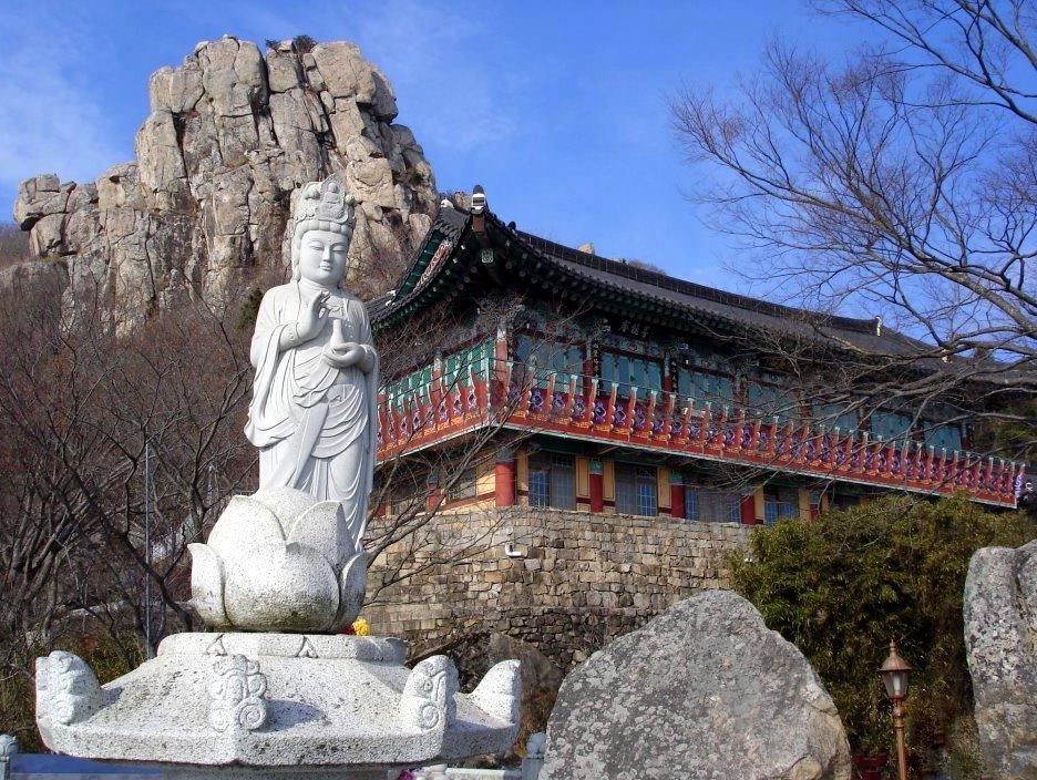 Namhae-gun South Korea  city images : Boriam in Namhae Island