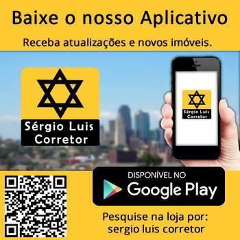 BAIXE O NOSSO APLICATIVO E RECEBA OFERTAS DE IMÓVEIS.