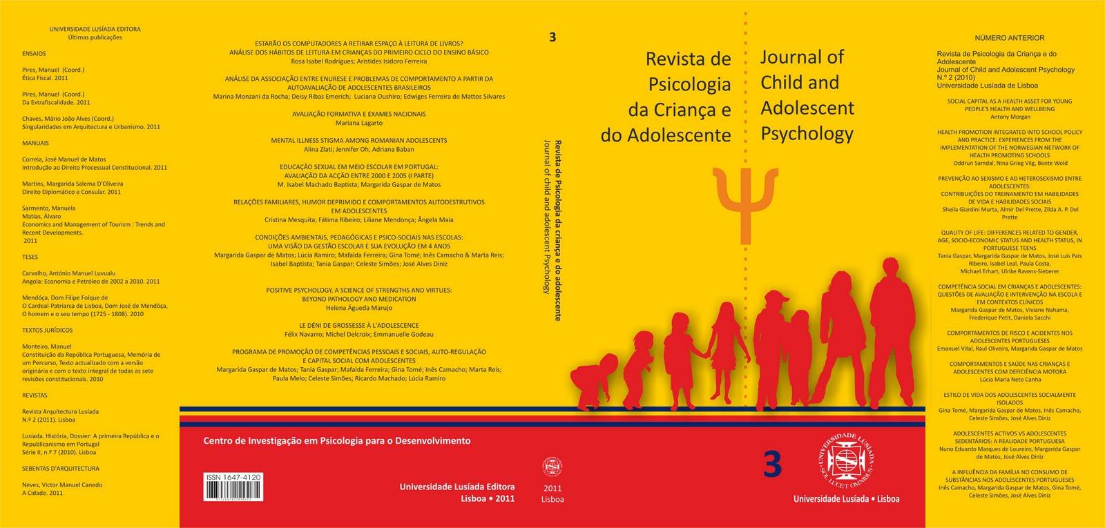 child and adolescent psychology pdf