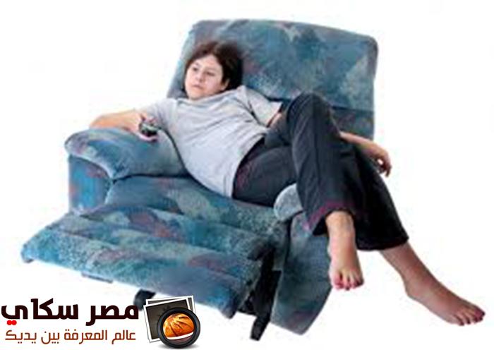 العلاقة بين الجلوس الطويل وعملية الهضم