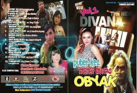 Album New Divana Vol 1 2015