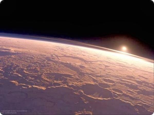 Amazing Sunrise Photos Taken on Mars (17 photos)