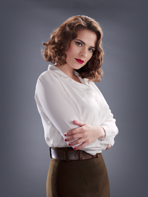 Wanita cantik dalam Film Avengger