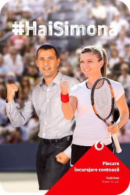 #HaiSimona! Spor Simona Halep!
