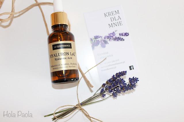 kwas hialuronowy działanie opinie jak stosowac rezultaty blog recenzja naturalne kosmetyki twarz problematyczna wypryski szybkie leczenie gojenie