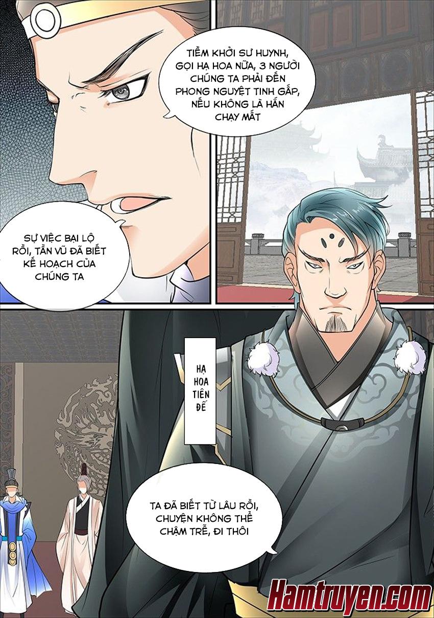 Tinh Thần Biến Chap 419 - Trang 5