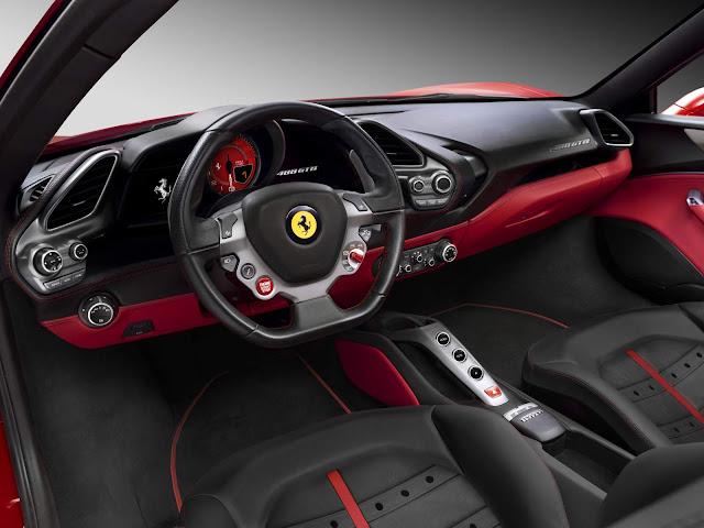 Ferrari 488 GTB x Lamborghini Huracan LP-580-2