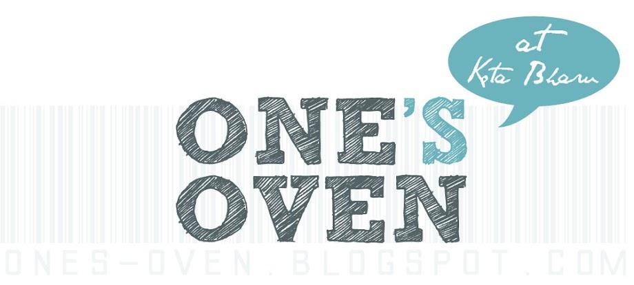One's Oven @ Kota Bharu