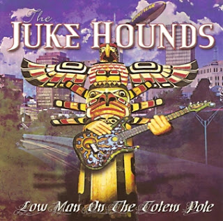 The Juke Hounds - Low Man On the Totem Pole 2012