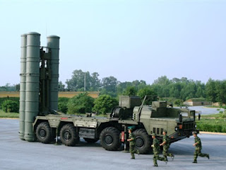 Vietnam's S-300PMU1 surface-to-air missile system bought from Russia.