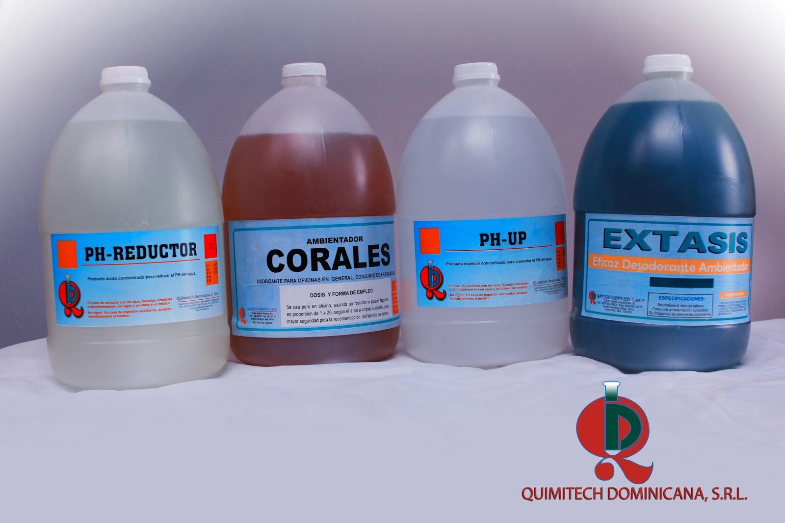 Quimitech dominicana productos para hoteles restaurantes for Productos para piscinas
