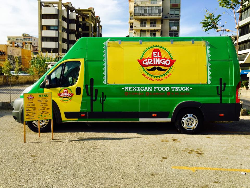 Delicious Food Will Be Knocking Your Door Very Soon And It Is Coming All The Way From Mexico El Gringo Next Big Thing Its A Green Mexican Truck