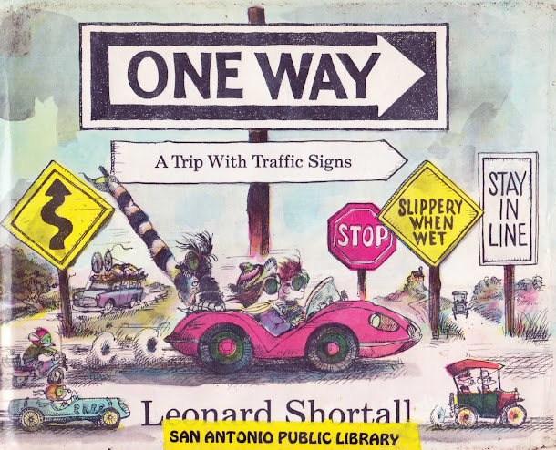 Vintage Kids' Books My Kid Loves: One Way: A Trip with ...