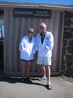 Summit of Mt. Haleakala