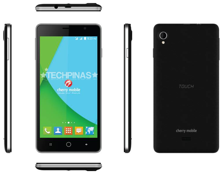 Cherry Mobile Touch HD, Cherry Mobile Android Lollipop