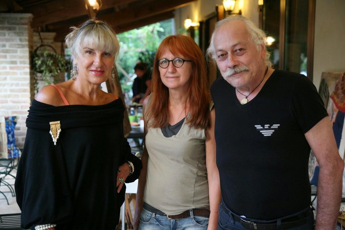 Rita Castigli, Arnhild Kart, Raffaele Tarpani