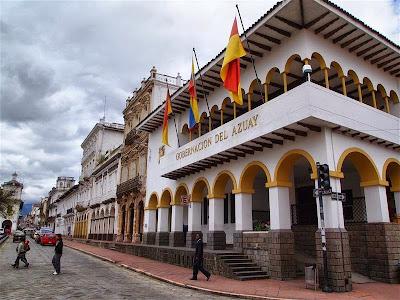 Arquitectura colonial de Cuenca
