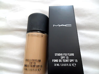 Review: M.A.C Studio Fix Fluid Foundation