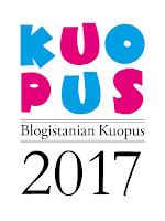 Blogistanian kirjallisuuspalkinnot 4.2.2017