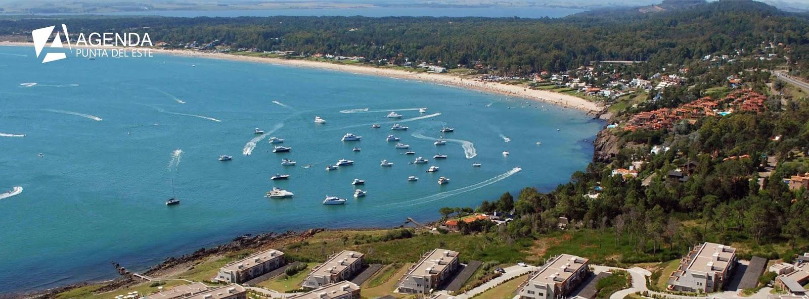 Panorámica de Playa Portezuelo