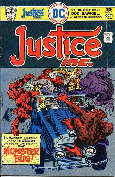 Justice Inc #3
