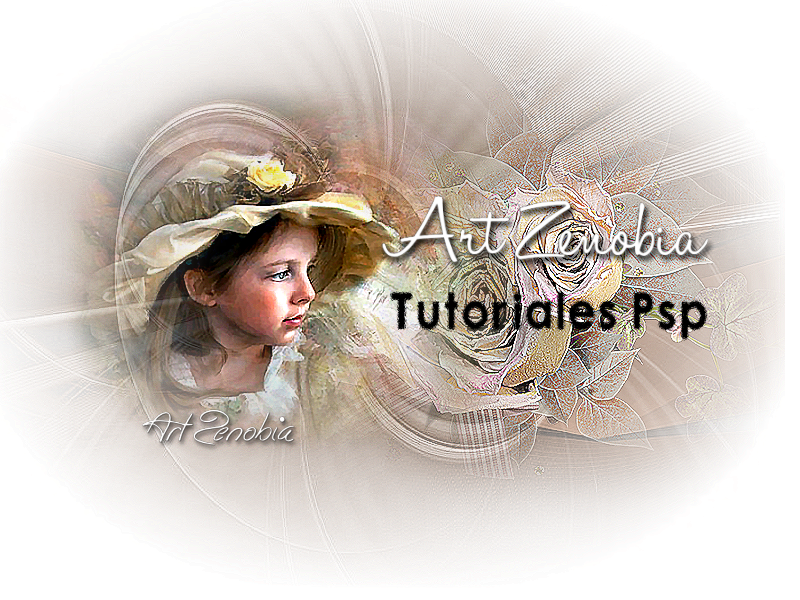 Zenobia Art Tutoriales Psp