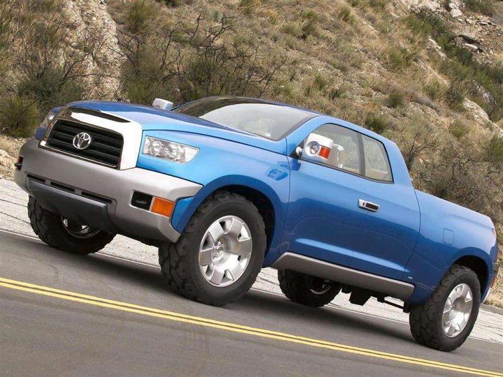 Modified Cars And Trucks Toyota Tundra