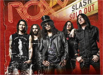 Slash - Live At The Roxy 25.9.14