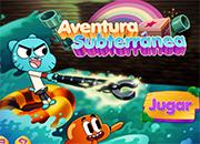 Gumball Aventura Subterranea