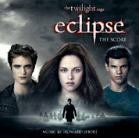 CD Eclipse The Score - Trilha Sonora Instrumental de Eclipse