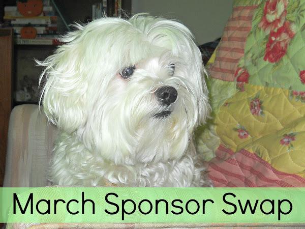March Sponsor Swap