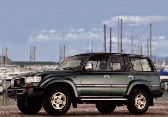 the ultimate car guide car profiles toyota land cruiser. Black Bedroom Furniture Sets. Home Design Ideas