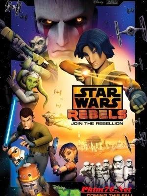 Chiến Tranh Giữa Các Vì Sao: Phiến Quân Phần 1 - Star Wars Rebels Season 1