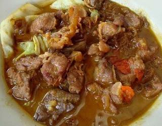 Resep Masakan Tongseng Daging Kambing Sederhana Dan Lezat